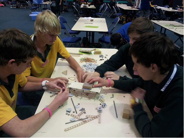 Science and Engineering Challenge 2013