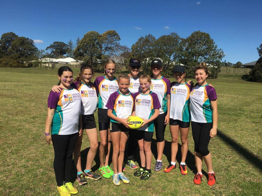SOUTHWEST QLD ALLSCHOOLS TOUCH TOURNAMENT