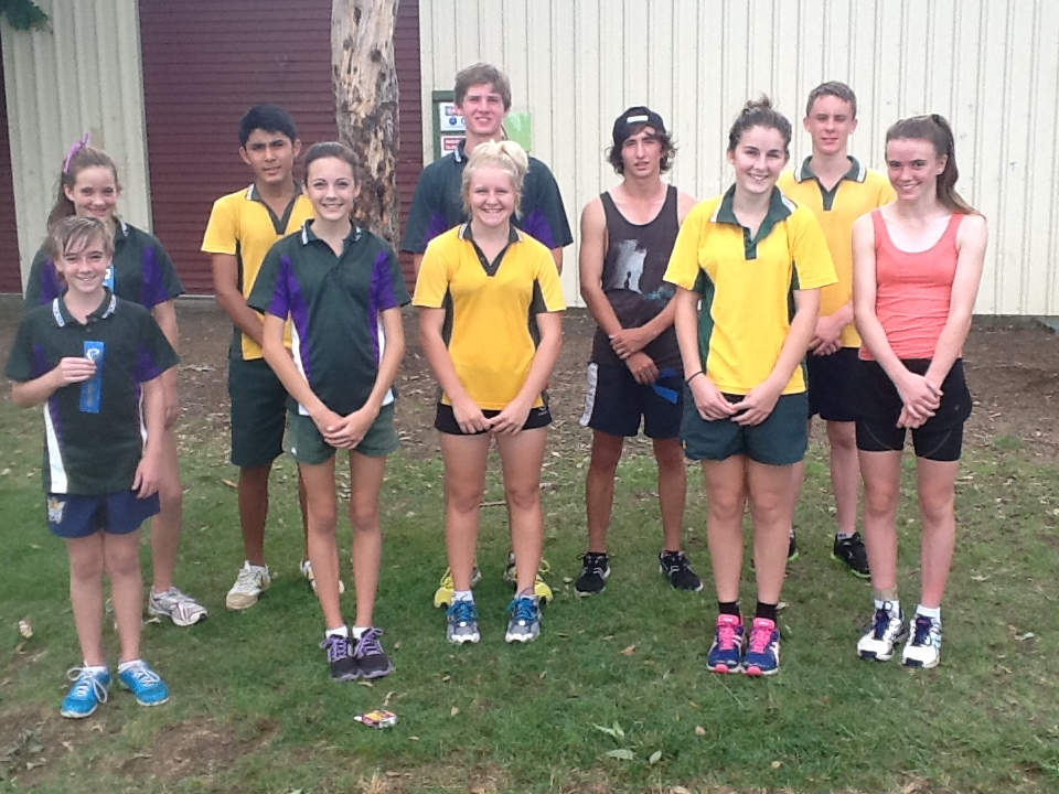 Annual Cross Country Championships